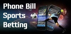 phone bill sports betting logo